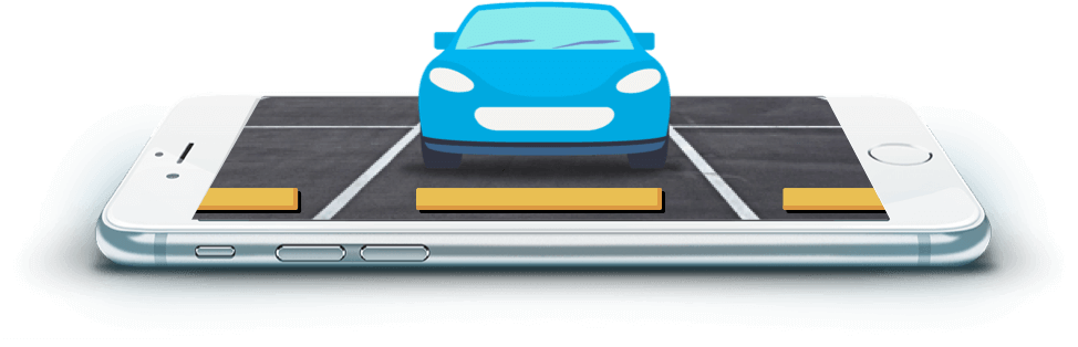 book smart parking from your smartphone